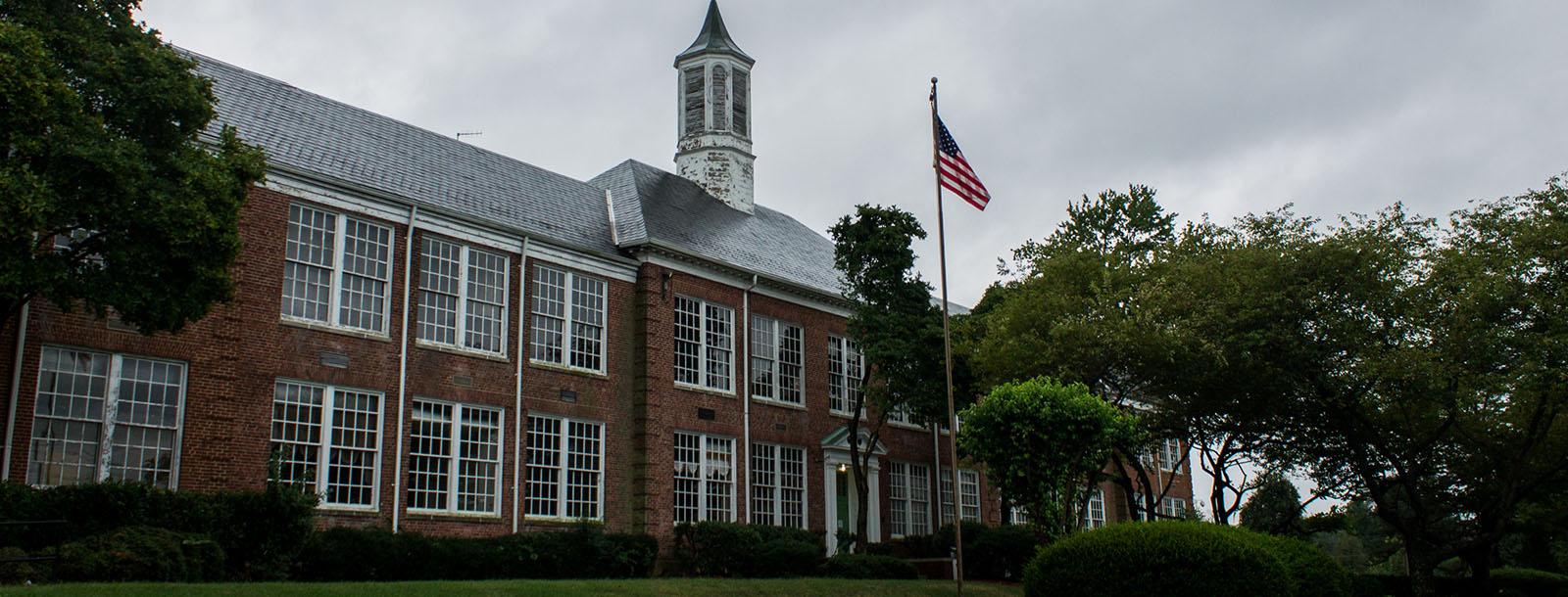 Old-Mount-Vernon-High-School