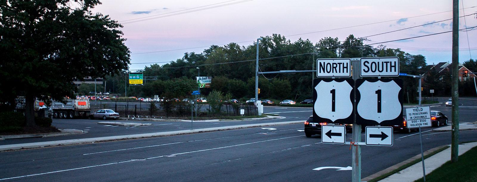 Richmond-Highway-Signs